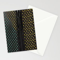 Zipper Stationery Cards
