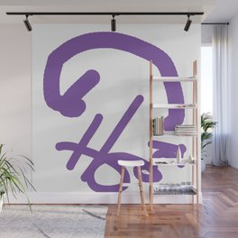 Energized Wall Mural