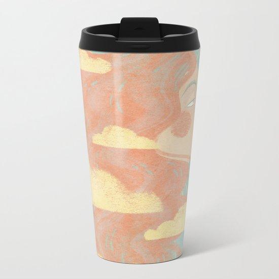 The Sun Metal Travel Mug