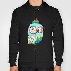 Bobble Hat Owl. Hoody