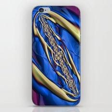 Golden S iPhone & iPod Skin