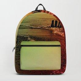 Colorful baltic sea Backpack