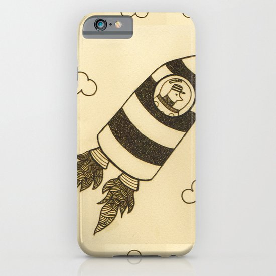 rocket iPhone & iPod Case