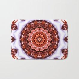 Aragonite Mandala Bath Mat