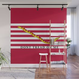 First Navy Jack of the United States of America flag Wall Mural