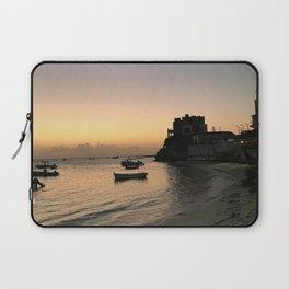 Barbados St Lawerence Gap Sunset Laptop Sleeve