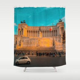 Roma Bella Shower Curtain