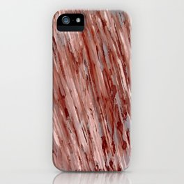 Impro pattern iPhone Case