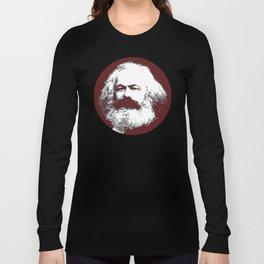Karl Marx Long Sleeve T-shirt