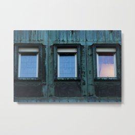 old architectures in Berlin Metal Print
