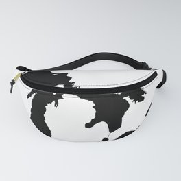 Map of the Great Lakes Fanny Pack