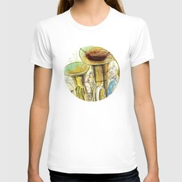 Tubas playing T-shirt