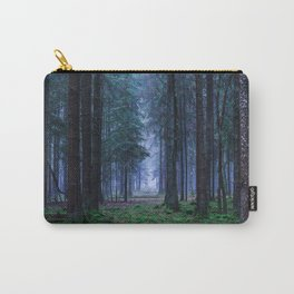 Green Magic Forest - Landscape Nature Photography Carry-All Pouch