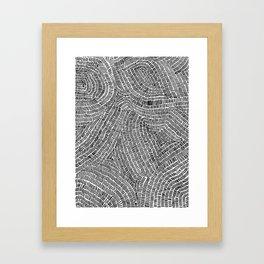 Aimless Framed Art Print