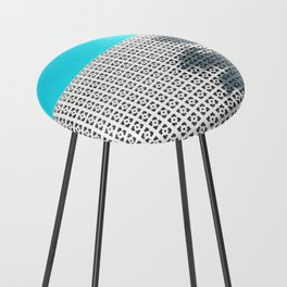 Parker Palm Springs with Palm Tree Shadow Counter Stool