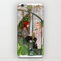 mortal instruments iPhone & iPod Skins featuring The Mortal Instruments by Naineuh