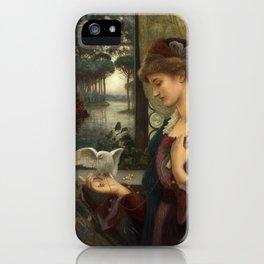 Love's Messenger iPhone Case