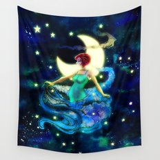The Seamstress Wall Tapestry