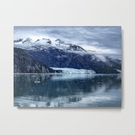 Glacier Bay National Park Metal Print