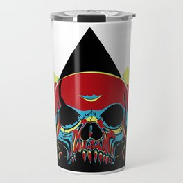 Illuminati Satan - Lucifer Travel Mug