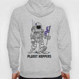 planet hoppers Hoody