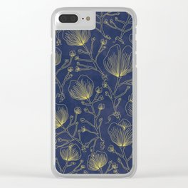 A lovely evening Clear iPhone Case