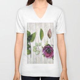 Botanica I Unisex V-Neck