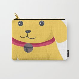 Cute Cartoon Dog Carry-All Pouch