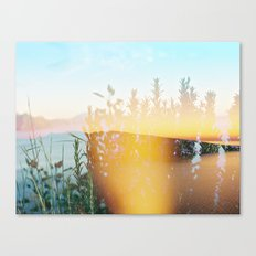 From 3pm to the Sunset Canvas Print
