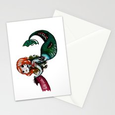 Creature of the sea Stationery Cards