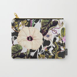 Flowery abstract garden Carry-All Pouch