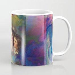 Rainbow Silks Coffee Mug