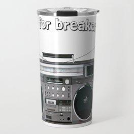 B is for Breaker Travel Mug