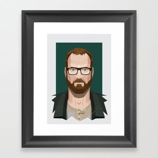 Goodbye, Walt Framed Art Print