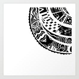Designs Art Print