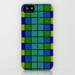 Sponged Chex iPhone Case