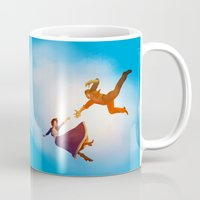 bioshock Mugs featuring Bioshock Infinite by anansass