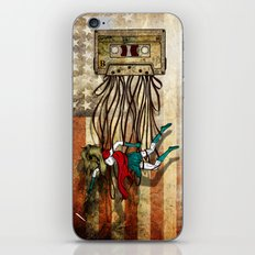 Where love went to die or american woman iPhone & iPod Skin