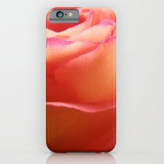 Two-Tone Roses #3 Slim Case iPhone 6s