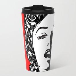 Marilyn01-1 Travel Mug
