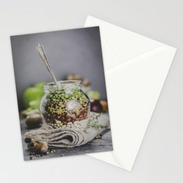 legumes Stationery Cards