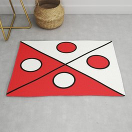 The different spheres Rug