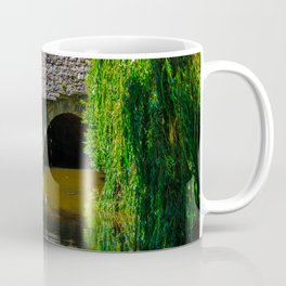 Bridge over untroubled waters Coffee Mug