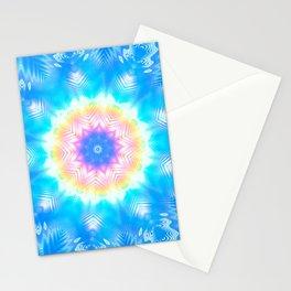 Rainbow Starlight Stationery Cards