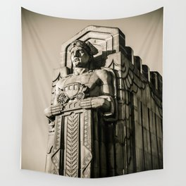 TITAN 2 Wall Tapestry