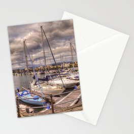 Quayside Porthmadog Stationery Cards