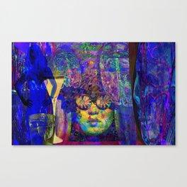 Studio 54 tribute Canvas Print