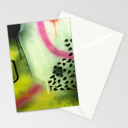 silicone spray paint plastic Stationery Cards
