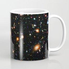 Hubble Extreme Deep Field Coffee Mug