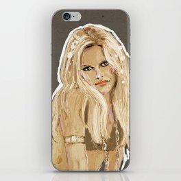 06. B. Bardot iPhone Skin